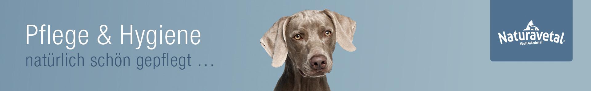Naturavetal Canis Plus Hundepflege