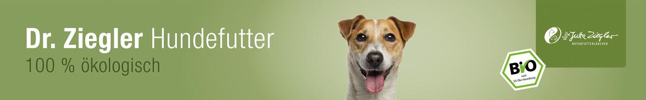 Hundefutter-Dr. Jutta Ziegler - BIO