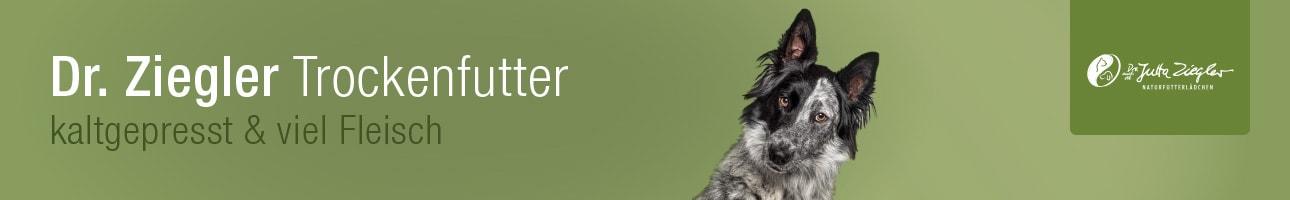 Hundefutter-Dr. Jutta Ziegler - Trocken BARF