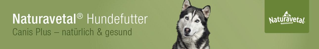 Hundefutter-Naturavetal Canis Plus Hundefutter