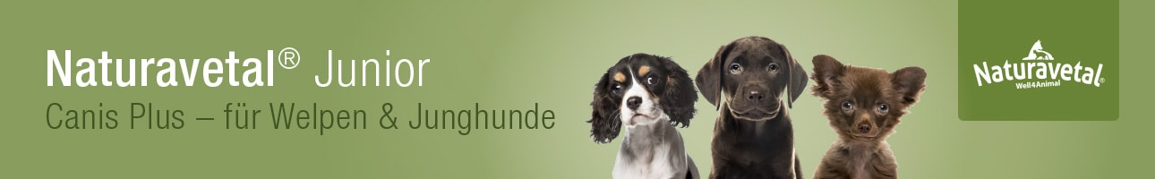 Hundefutter-Naturavetal Welpenfutter kaltgepresst