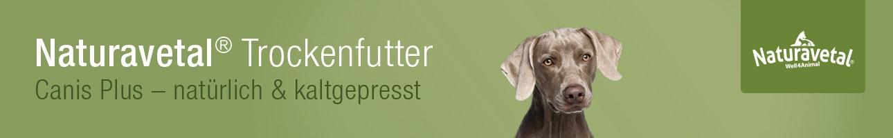 Hundefutter-Naturavetal Hundetrockenfutter kaltgepresst