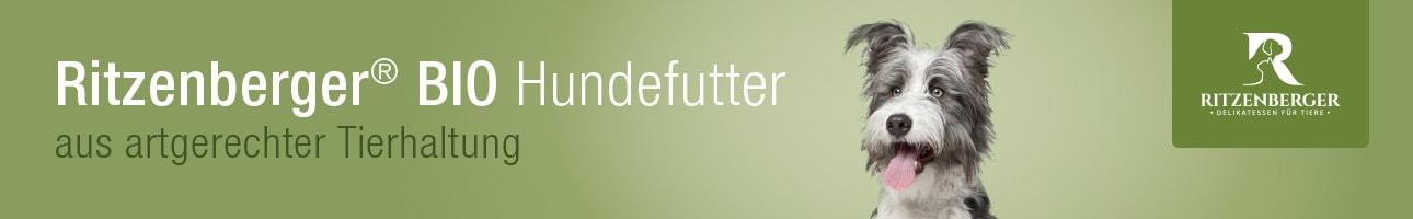 Ritzenberger-Hundefutter-Bio-Menus