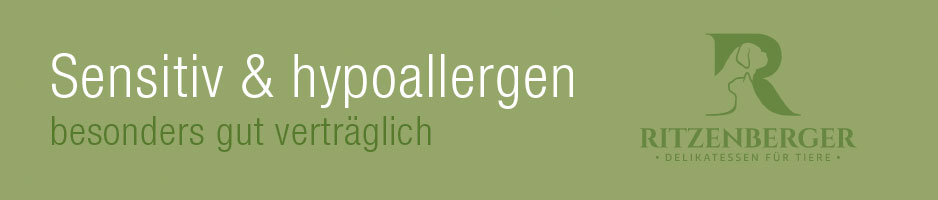 Ritzenberger-Hundefutter-sensitiv-hypoallergen