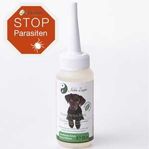 Parasitenschutz für der Hund